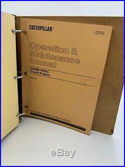 Cat 3406B Caterpillar 8TC PEEC Service Repair Manual Shop SENR3570 19-3097