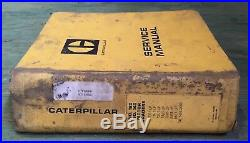 Cat Caterpillar 120 140 Motor Grader Repair Service Manual