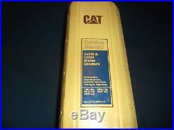Cat Caterpillar 140h 160h Grader Service Shop Repair Manual Cca Asd Apm Ccp