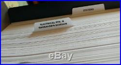 Cat Caterpillar 140m Motor Grader Service Shop Repair Book Manual Vol II