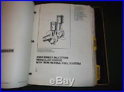 Cat Caterpillar 215b Excavator Service Shop Repair Book Manual 2xc 3lc 4fc 4jc