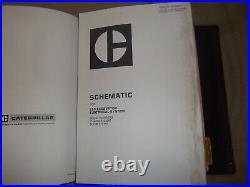 Cat Caterpillar 225 Excavator Service Shop Repair Book Manual S/n 51u 61x