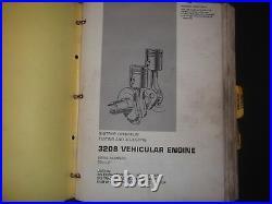 Cat Caterpillar 225 Excavator Service Shop Repair Manual Book S/n 51u