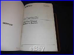 Cat Caterpillar 235 235b Excavator Service Shop Repair Manual Book
