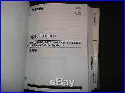 Cat Caterpillar 246c 256c 262c 272c Skid Steer Loader Service Repair Manual Book