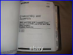 Cat Caterpillar 272d Skid Steer 299d Track Loader Service Shop Repair Manual