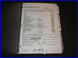 Cat Caterpillar 279c 289c 299c Compact Track Loader Service Repair Manual Book