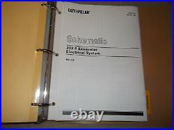 Cat Caterpillar 302.5 Excavator Service Shop Repair Book Manual S/n 4az00001-up