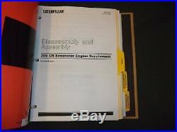 Cat Caterpillar 305cr Excavator Service Shop Repair Book Manual S/n Dsa Dcr Bmw
