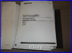 Cat Caterpillar 311 312 Excavator Service Shop Repair Manual Book Sn 2km 9lg 6gk