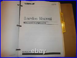 Cat Caterpillar 3116 3126 Truck Engine Service Shop Repair Manual 2cw 8hw 7lz