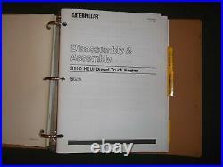 Cat Caterpillar 3116 3126 Truck Engine Service Shop Repair Manual S/n 8wl 1wm