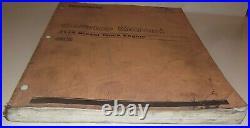 Cat Caterpillar 3116 Truck Engine Service Shop Repair Manual 2bk 9gk