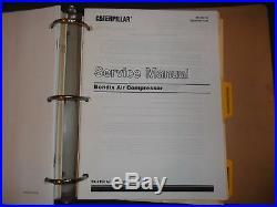 Cat Caterpillar 3116 Truck Engine Service Shop Repair Manual 7sf 9cj 2bk 9gk Csm