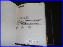 Cat Caterpillar 311b 312b Excavator Service Shop Repair Manual Book