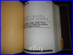Cat Caterpillar 312c Excavator Service Shop Repair Book Manual Cba Cae Fds