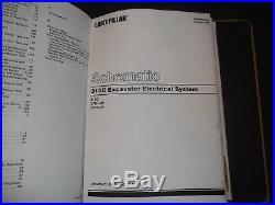 Cat Caterpillar 315c Excavator Service Shop Repair Book Manual Btl Cfl Cft Ctf