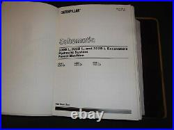 Cat Caterpillar 330b L Excavator Forest Handler Service Shop Repair Manual Book