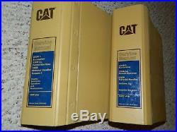 Cat Caterpillar 330b L LL Excavator Forest Machine Service Manual 2 Volumes