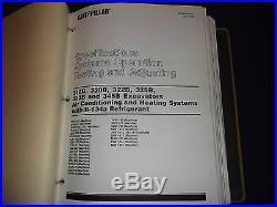 Cat Caterpillar 330b L LL Shop Excavator Forest Machine Service Manual 6dr1-up 2
