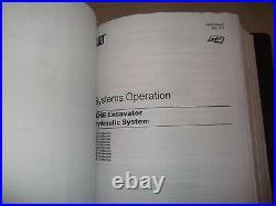 Cat Caterpillar 336e Excavator Service Shop Repair Manual Book Yce Fjh Jrj Yep