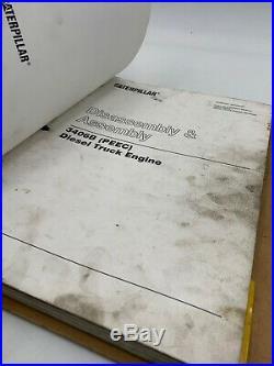 Cat Caterpillar 3406B 8TC 5YG PEEC Service Manual Shop Repair OEM Book 193048AP