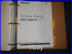 Cat Caterpillar 3406c Diesel Truck Engine Service Shop Repair Manual S/n 8pn1-up