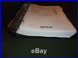 Cat Caterpillar 3406e C15 Marine Engine Service Shop Repair Manual Book 9wr Rla