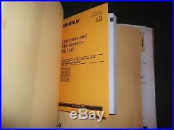 Cat Caterpillar 3406e Truck Engine Service Shop Repair Manual Book S/n 1mm 2ws