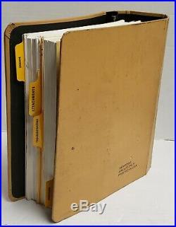 Cat Caterpillar 3406e Truck Engine Service Shop Repair Manual Book S/n 5ek1 6ts1