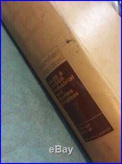 Cat Caterpillar 3408 3408b Marine Engine Service Shop Repair Book Manual 67u 99u