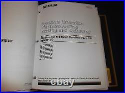 Cat Caterpillar 3412c Generator Set Service Shop Repair Book Manual Vol II