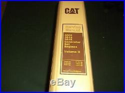 Cat Caterpillar 3508 3512 3516 Generator Engine Service Shop Repair Manual V2