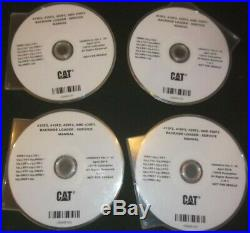 Cat Caterpillar 415f2 416f2 420f2 430f2 Backhoe Service Shop Repair Manual Book