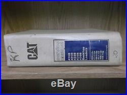 Cat Caterpillar 416B 426B 428B Backhoe Loader Factory Shop Service Repair Manual