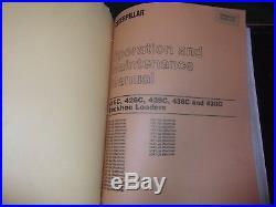 Cat Caterpillar 416c 426c 436c 428c 438c Backhoe Loader Service Repair Manual