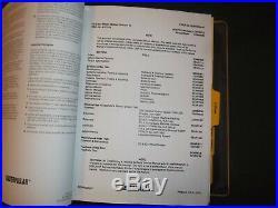 Cat Caterpillar 515 525 Wheel Skidder Service Shop Repair Manual Book 1nd 4lr