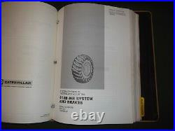 Cat Caterpillar 613b Wheel Tractor Scraper Service Shop Repair Manual Book