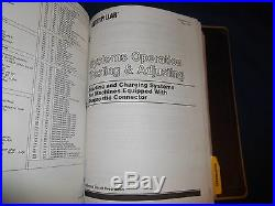 Cat Caterpillar 623e Wheel Tractor Scraper Service Shop Repair Book Manual