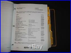 Cat Caterpillar 725 730 Articulated Dump Truck Service Repair Manual S/n Afx Agf