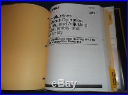 Cat Caterpillar 777f Off Highway Truck Service Shop Repair Book Manual S/n Jrp 2