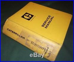Cat Caterpillar 850s T180 T220 T225 950s T250 T300 T400 Forklift Service Manual