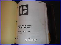 Cat Caterpillar 920 930 Wheel Loader Shop Repair Ops/maintenance Service Manual