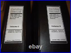 Cat Caterpillar 926m 930m 938m Wheel Loader Service Shop Repair Manual 2 Vol Set