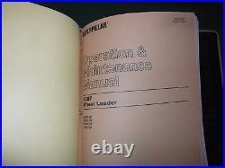 Cat Caterpillar 938f Loader It38f Toolcarrier Shop Repair Service Manual