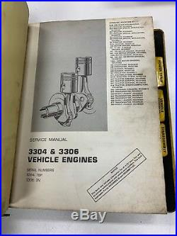 Cat Caterpillar 950 Wheel Loader Service Manual 31k 73j 43j 81j