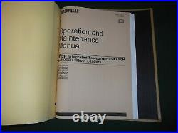 Cat Caterpillar 950h 962h It62h Wheel Loader Service Shop Repair Manual Book V2