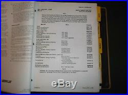 Cat Caterpillar 953c Track Loader Service Shop Repair Book Manual 2zn1-1749