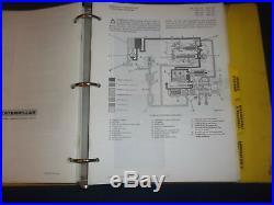Cat Caterpillar 955 Track Loader Service Shop Repair Manual 57j 64j 71j 85j