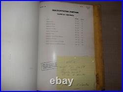 Cat Caterpillar 955 Traxcavator Track Loader Service Shop Repair Manual S/n 60a